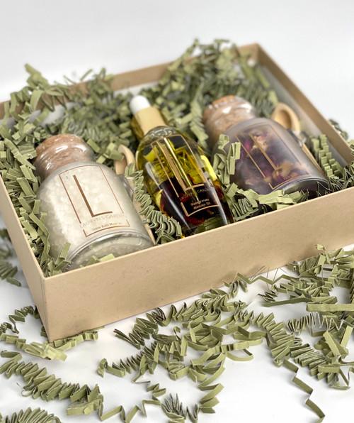 Bath & Massage Gift Set