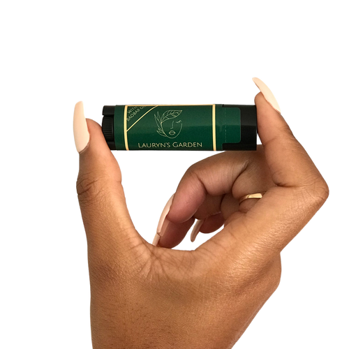 Lip Butter Balm- This plant based lip butter moisturizes dry lips while creating a barrier of protection against harsh weather.
