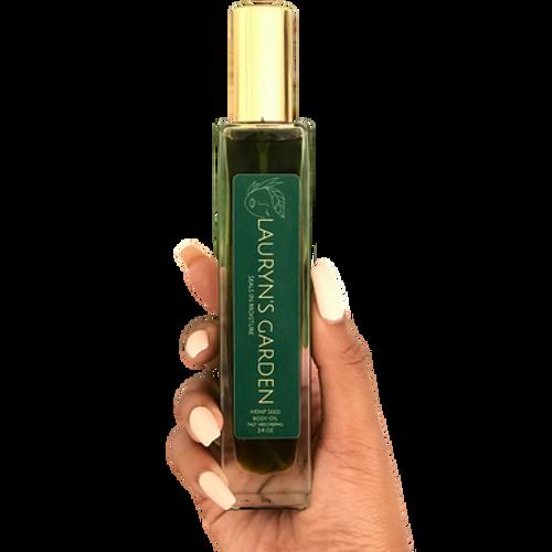 Lux Body Oil