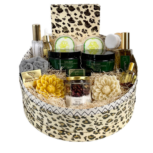 Mother Day Gift Set - Cheetah