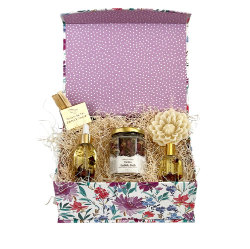 Mother's Day Gift Set- Rose Box