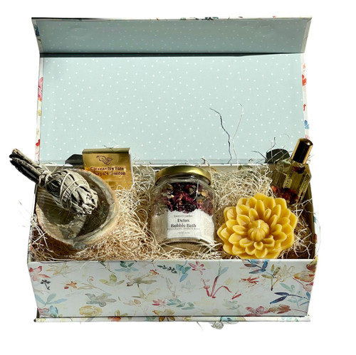 Mother's Day Gift Set- Florals & Sage