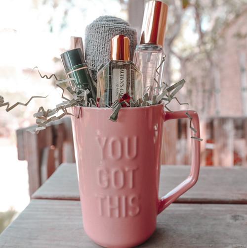 """You  Got This"" - Mug Gift Set (PINK)"