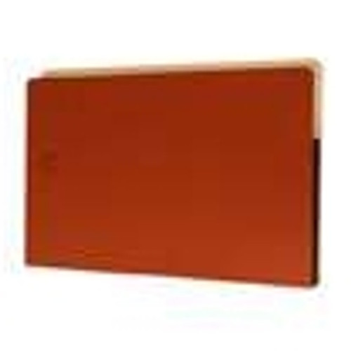 "Redweld Expanding File folder, 3 1/2"" Accordion Expansion, Tyvek Gusset, Legal Size, Carton of 50"