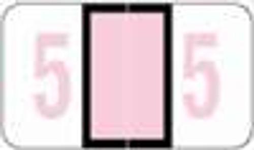POS Numeric Label - 3500 Series (Rolls) - 5 - Lavender