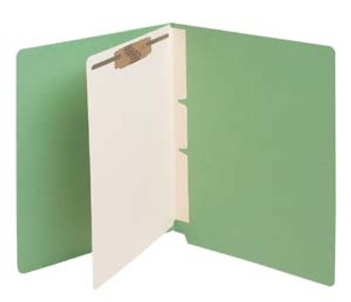 """Self-Adhesive Divider with 2"""" bonded fasteners on both sides; 9-3/8"""" x 11-1/4"""";  Box of 100"""