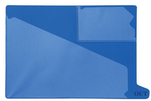 Bottom Tab Outguide - Blue