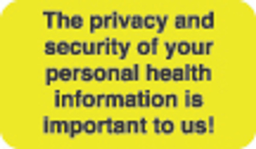 The Privacy and Security Label