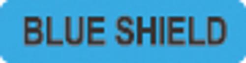 Blue Shield Label 2