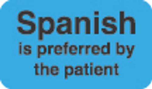 Spanish Label