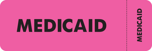 Medicaid Label 1