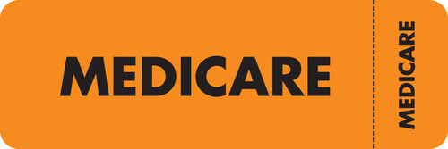 Medicare Label 5