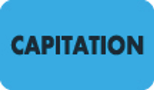 Capitation Label