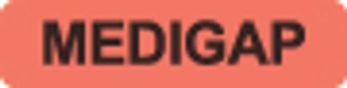 Medigap Label 1