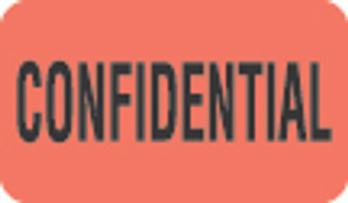 Confidential Label 1