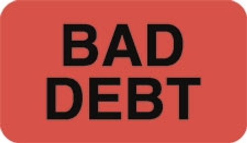 Bad Debt Label
