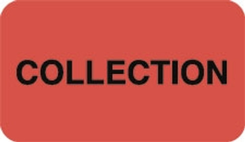 Collection Label
