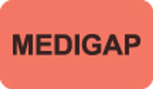 Medigap Label