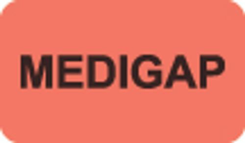 Medigap Label