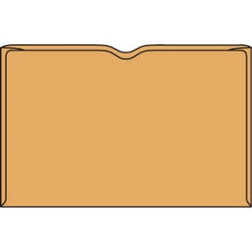Kraft Envelope Pocket -  6'' x 9'' - NOT self adhesive - 100/Box