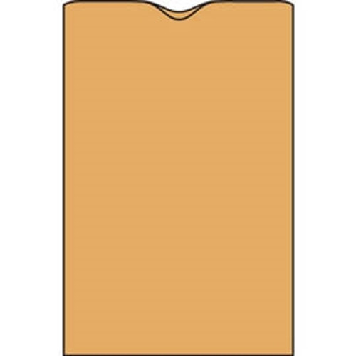 Kraft Pocket - 32Lb - 9'' x 6' - 100/Box