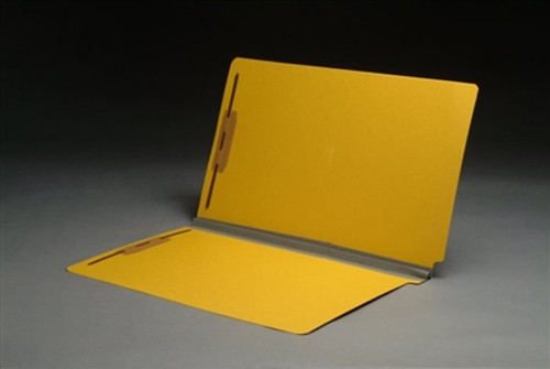 Type III Colored Pressboard Folders - Full Cut End Tab - Legal Size - 25/Box - 7 Colors To Choose From! -