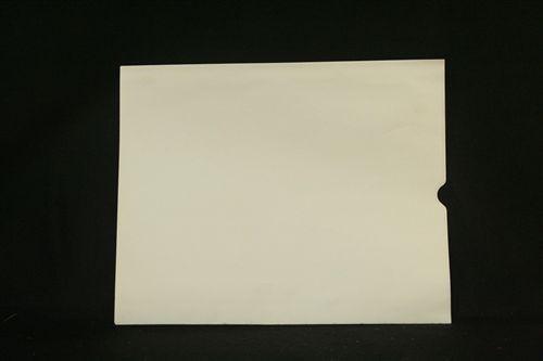 """Medical Folder Open End 14-1/4"""" x 17-1/2"""" -  Plain -  250/Carton"""