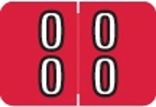 Barkley Systems Numeric Label - FDDBM Series (Rolls) - 00