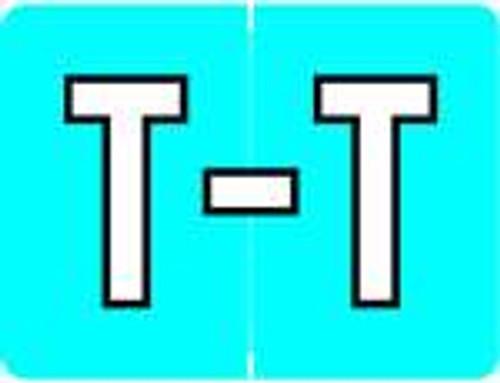 DataFile Alpha Label - AL8720 Series (Rolls) - T