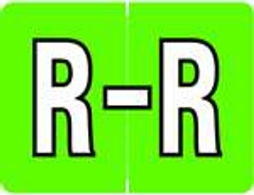DataFile Alpha Label - AL8720 Series (Rolls) - R