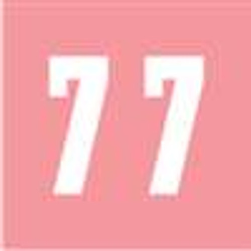 IFC Numeric Labels - CL2300 System #3 Series (Rolls) - 7 - Pink