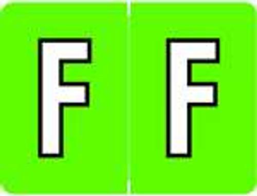 DataFile Alpha Label - AL8720 Series (Rolls) - F