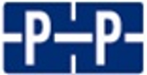 TAB Alphabetic Labels - 1278 Series (Rolls) P- Purple