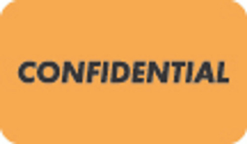 Confidential Label