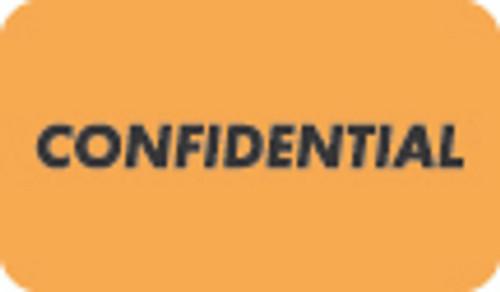 Confidential Label
