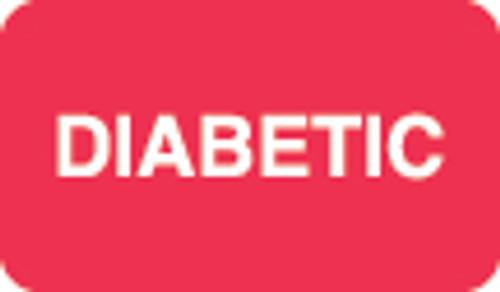 Diabetic Label