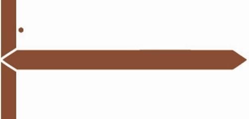 GBS Name Label (Pack of 1000) - Brown - 8852 Series