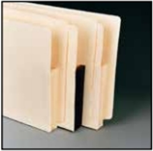 "Accordion Expansion folder, Manila, 1-3/4"" Accordion Expansion Full Lateral Tab, Box of 100"