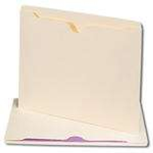Smead File Jacket, Flat-No Expansion, Letter Size, Manila, 100 per Box (75410) - 5 Boxes
