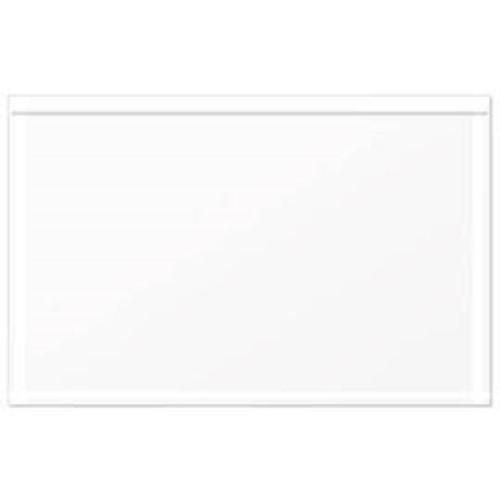 Poly Pocket - Self-Adhesive  - Overall Size  9-1/4'' x 6'' - 100/Box