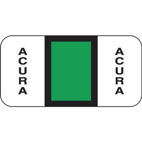 Vehicle Make Labels - Acura