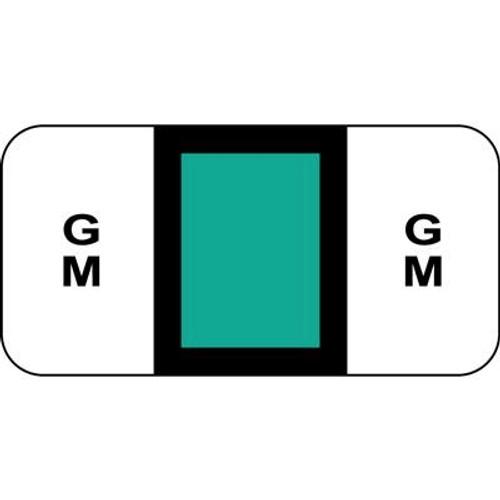 Vehicle Make Labels - GM