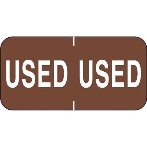Vehicle Make Labels - Used