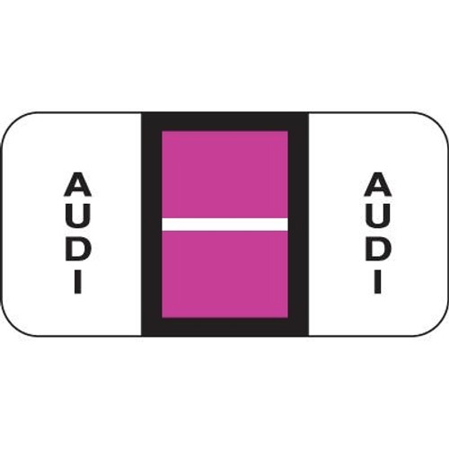 Vehicle Make Labels - Audi