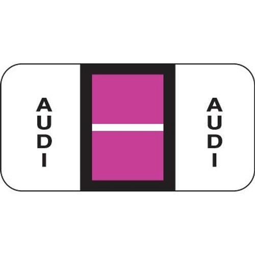 Vehicle Make Labels - Audi