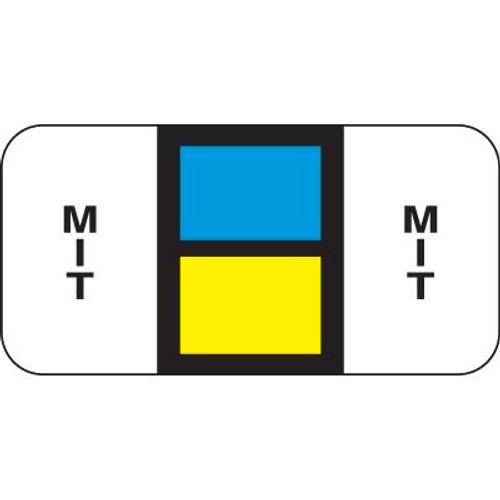 Vehicle Make Labels - Mit