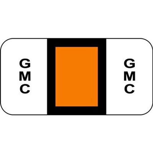 Vehicle Make Labels - GMC