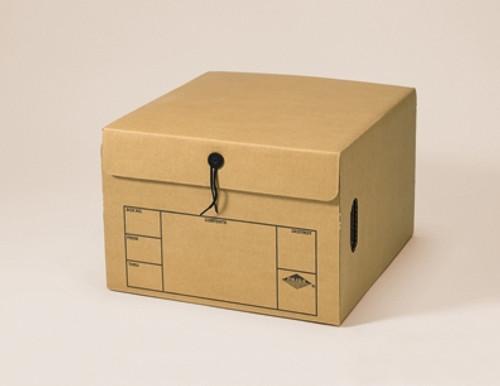 Side Tab Box - Legal - Drop Front with Button Closure - Box #52 - 30 Box Minimum