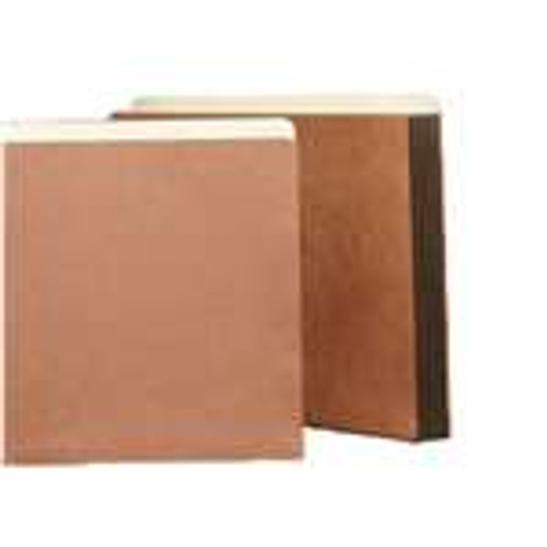 "Redweld Expanding File folder, 3 1/2"" Accordion Expansion, Paper Gusset, Legal Size - Full Height Gusset - Carton of 50"