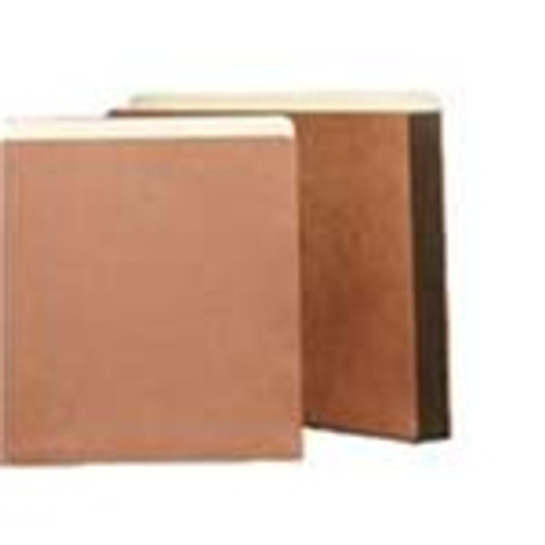 """Redweld Expanding File folder, 5 1/4"""" Accordion Expansion, Tyvek Gusset, Legal Size - Full Height Gusset, Carton of 50"""